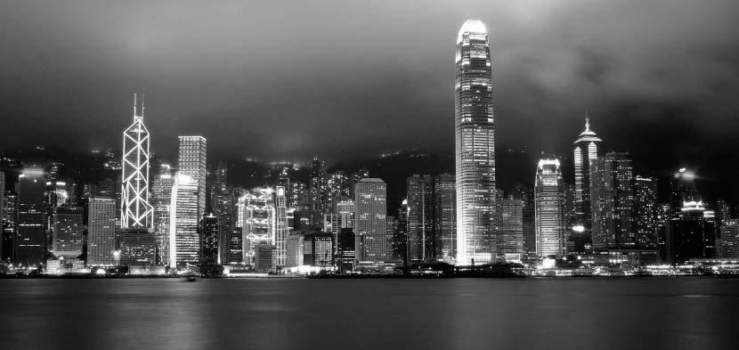 Cities Hong Kong