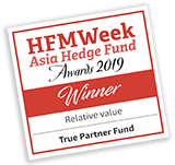 True Partner Fund winner category Relative Value