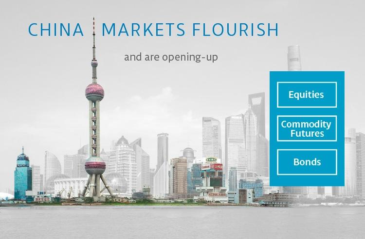 True Partner Capital - China markets flourish and are opening-up