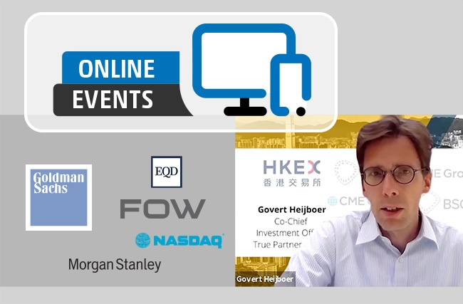 True Partner's Govert Heijboer at FOW Trading Asia Online Conference