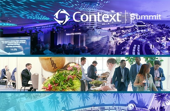 Scedule a meeting at the Context Summit conference 2020 in Miami
